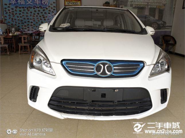 北京汽車 E系列兩廂 新能源EV200