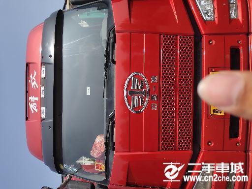 一汽解放 J6P 重卡 寒區版 420馬力 6X4牽引車(CA4250P66K24T1E5)