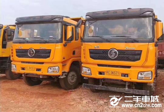 陜汽重卡 德龍X3000  重卡 430馬力 8×4 自卸車