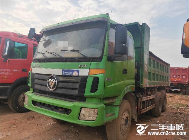 福田 歐曼 ETX 9系重卡 310馬力 6X4 自卸車(BJ3253DLPJB-S4)