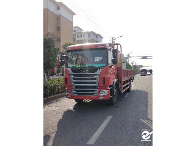 江淮 江淮格尔发K系列 中卡 180马力 4X2 6.8米栏板载货车(HFC1161P3K1A50S1V)