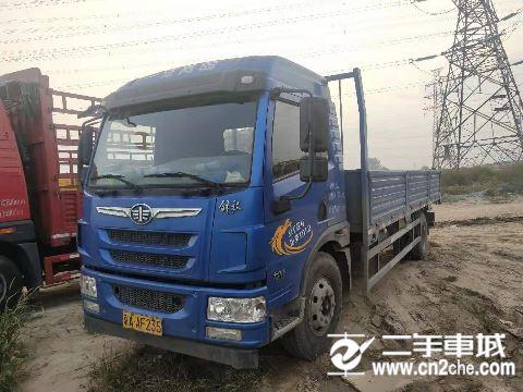 青島解放 龍V 青島解放 龍V中卡 180馬力 4X2 排半欄板載貨車(CA5167CCYPK2L2E4A80-