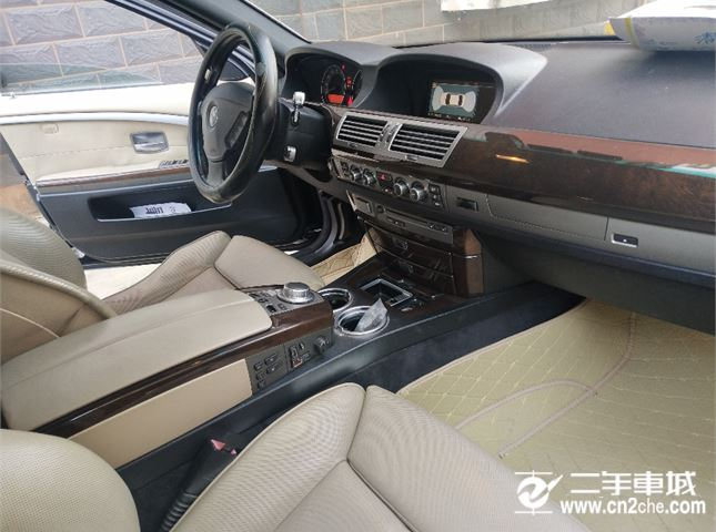 寶馬7系(進口) 寶馬 750Li