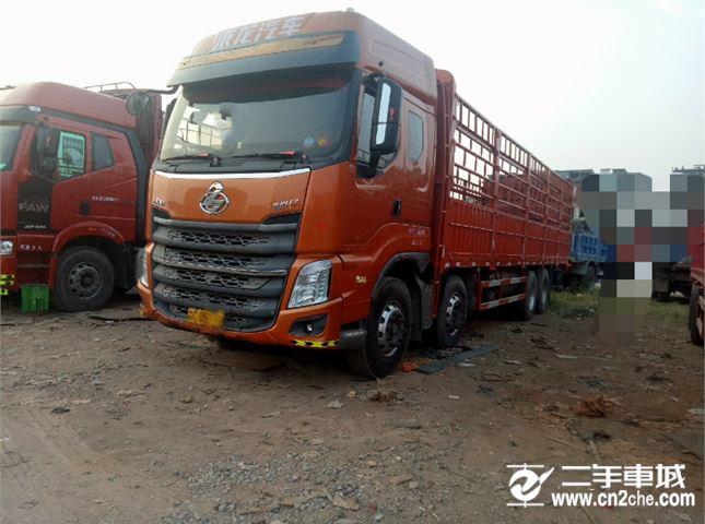 東風柳汽 乘龍H7 350馬力倉柵式載貨車
