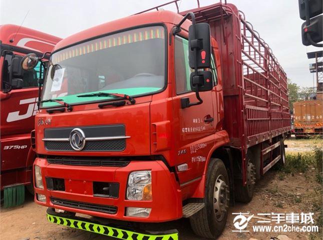 东风 天锦 245动力前四后四货车
