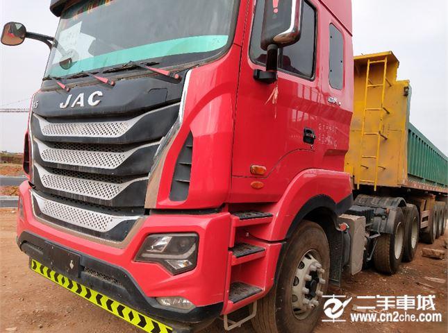 江淮 江淮格爾發K系列 K5W重卡 輕量化版 460馬力 6X2牽引車(HFC4251P12K7D26S1V)