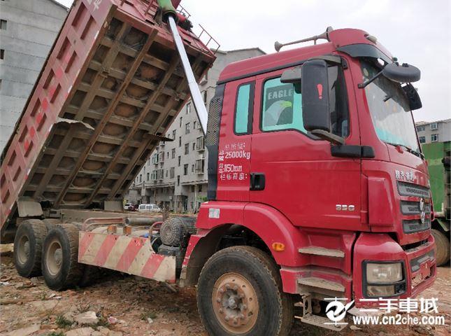 陕汽重卡 德龙F3000 牵引车 重卡 336马力 6X2   (高速版)