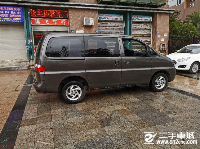 江淮 瑞风 2002款 7座汽油手动标准型