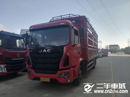 江淮 江淮格爾發K系列 K3L中卡 160馬力 4X2 6.8米載貨車底盤(HFC1161P3K1A50S2V)