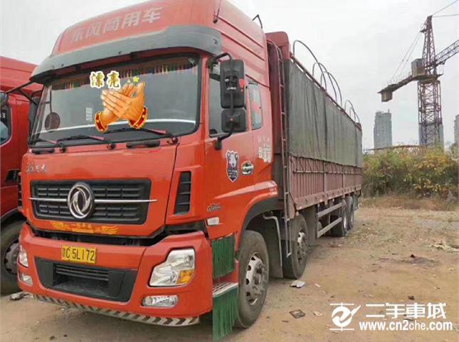 东风 天龙 420马力