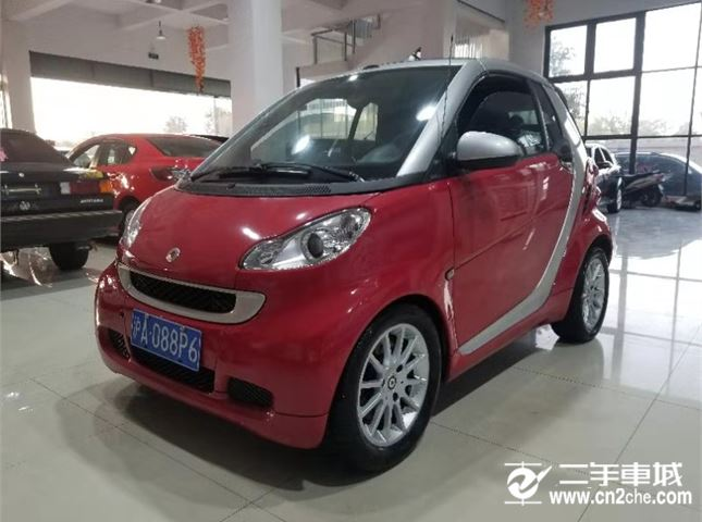 SMART精靈 Fortwo 62kw 敞篷 激情版
