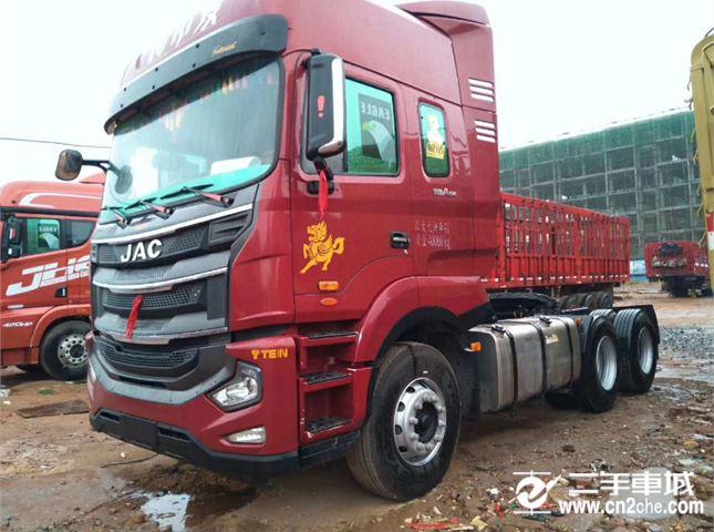 江淮 江淮格爾發K系列 K5重卡 430馬力 6X4牽引車(HFC4251P12K7E33S3V)