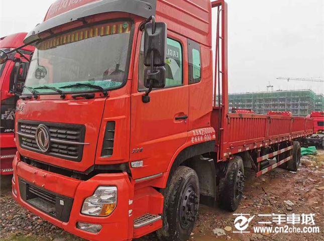 東風 天龍 220馬力 欄板載貨車