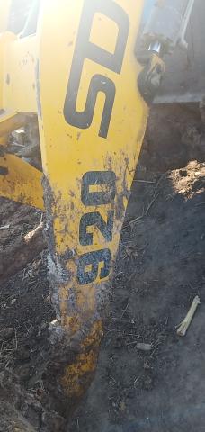 八达重工 铲运机 920