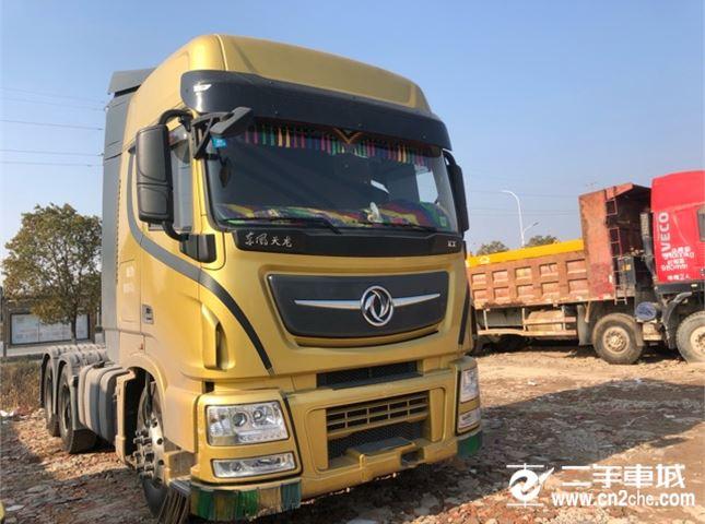 东风 天龙 520动力6X4牵引车