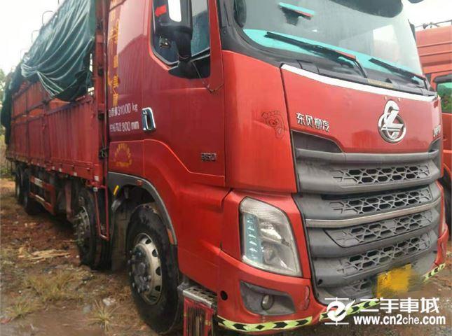 东风柳汽 乘龙H7 乘龙H7重卡350,9.6米