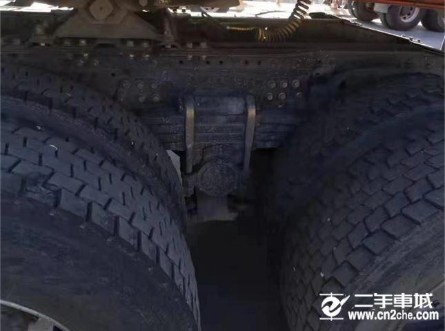 掛車 普通半掛車 歐曼GTL430雙驅