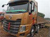 東風柳汽 乘龍H7 350重卡九米六平板貨車