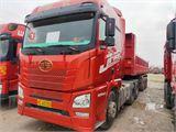 一汽解放 J6P 高原版 J重卡 500马力 6X4牵引车(CA4250...