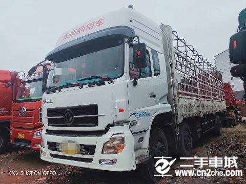 东风 天龙 245马力载货车