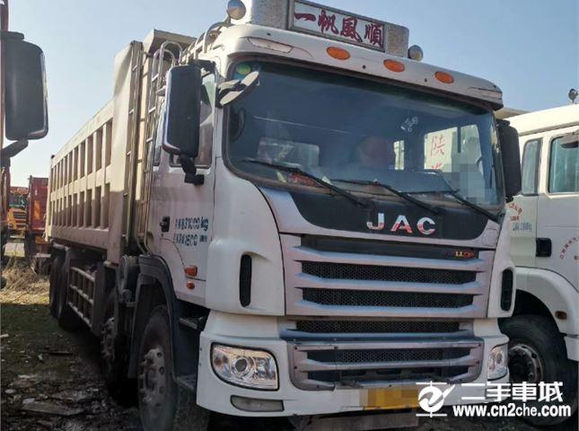 江淮 江淮格爾發K系列 375馬力自卸車