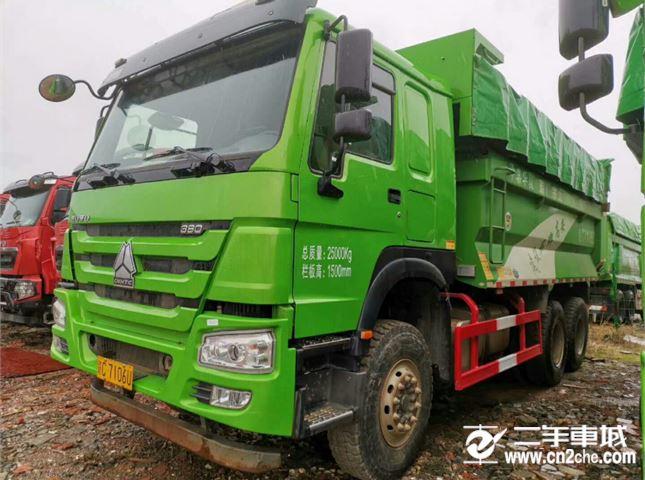 中國重汽 豪沃  A7 380前二后八自御車