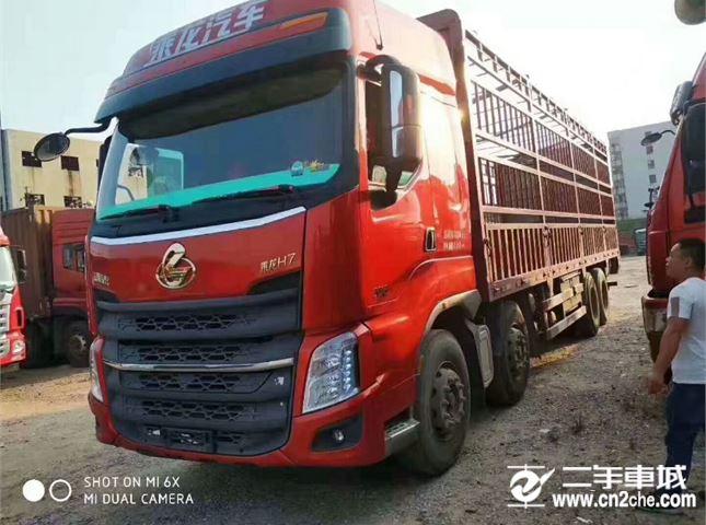 東風柳汽 乘龍H7 350H7高欄貨車