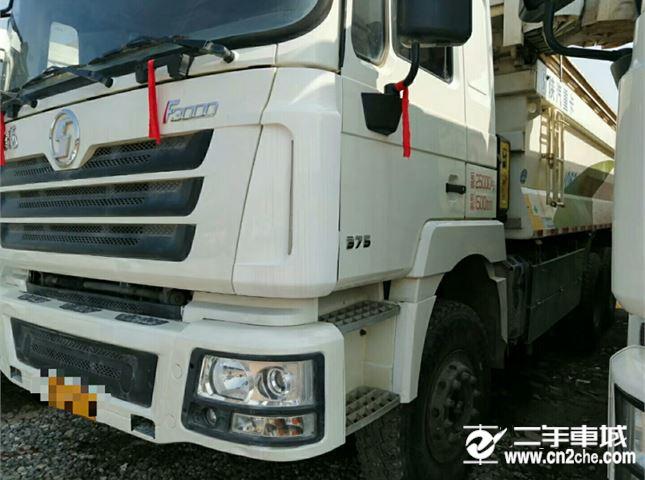 陜汽重卡 德龍F3000 牽引車 重卡 375馬力 6X4   (加強版)