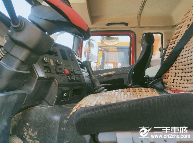 陜汽重卡 德龍X3000 430