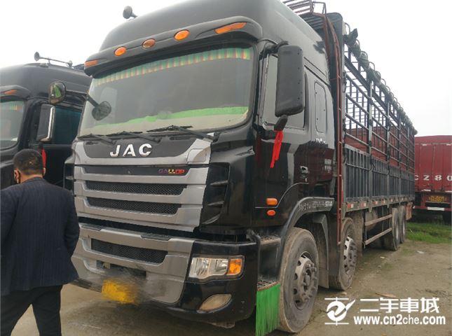 江淮 江淮格爾發K系列 K3w336九米六高欄貨車