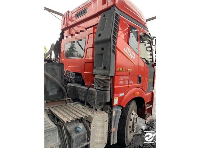 一汽解放 J6P 重卡 南方版 460馬力 6X4牽引車(CA4250P66K24T1A1E5)