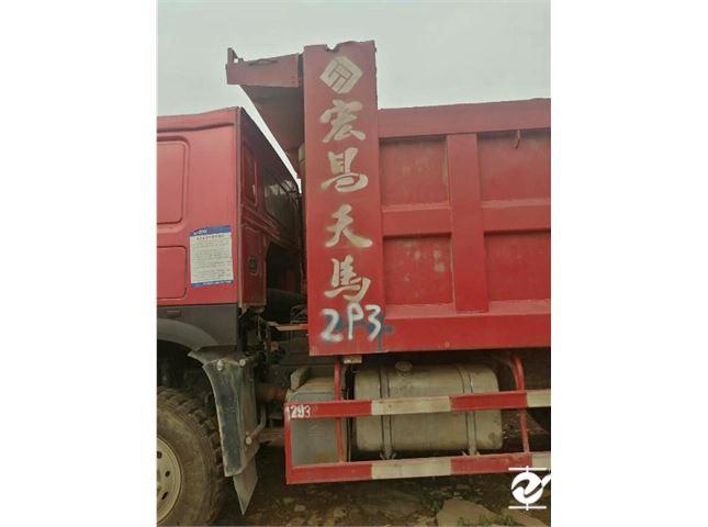 中國重汽 豪沃  A7 380自御車后八輪