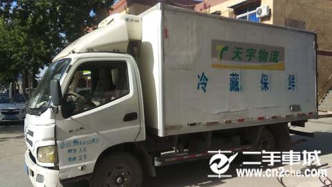 福田 专用车 欧马可冷藏车