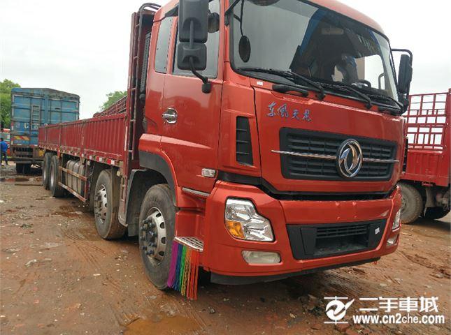 東風 天龍 350馬力 8×4 欄板式載貨車(DFL1311A9)