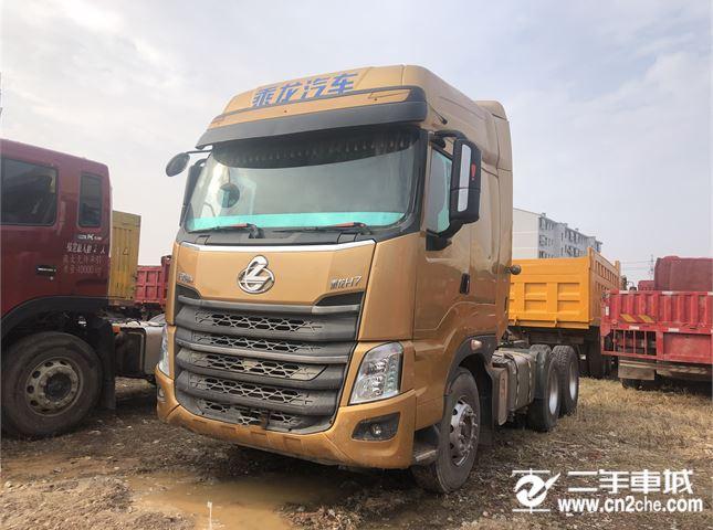 東風柳汽 乘龍H7 430馬6x4力牽引頭