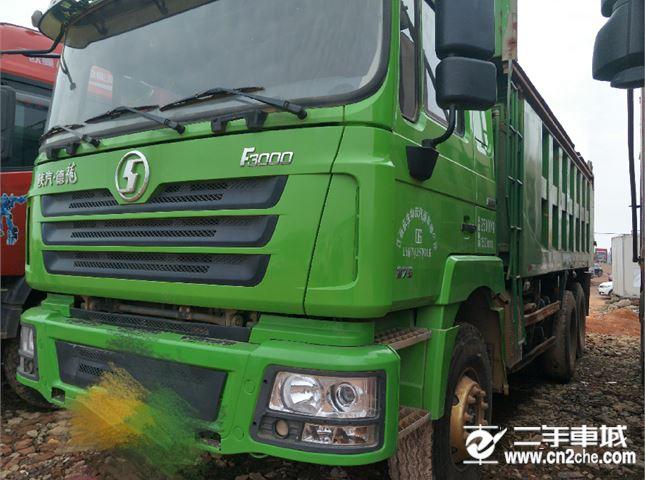 陜汽重卡 德龍F3000 牽引車 重卡 375馬力 6X4   (加強版)(變速箱12JS160T)