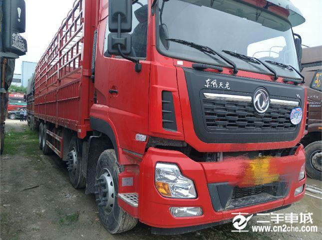 東風 天龍 vL420九米六高欄貨車
