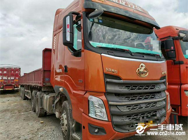 東風柳汽 乘龍 H7重卡 500馬力 6X2R