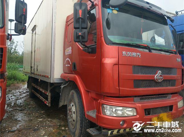 东风柳汽 乘龙M3 180冷藏车