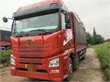 青岛解放 JH6 重卡 430马力 8X4 载货车底盘(CA3310P27K15L5T4BE5A80)