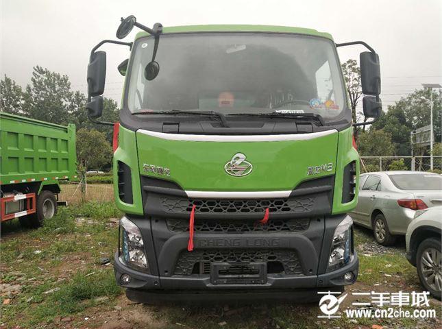 东风柳汽 乘龙M3 220马力自卸车