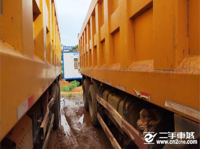 陜汽重卡 德龍M3000  重卡 350馬力 6×4 自卸車