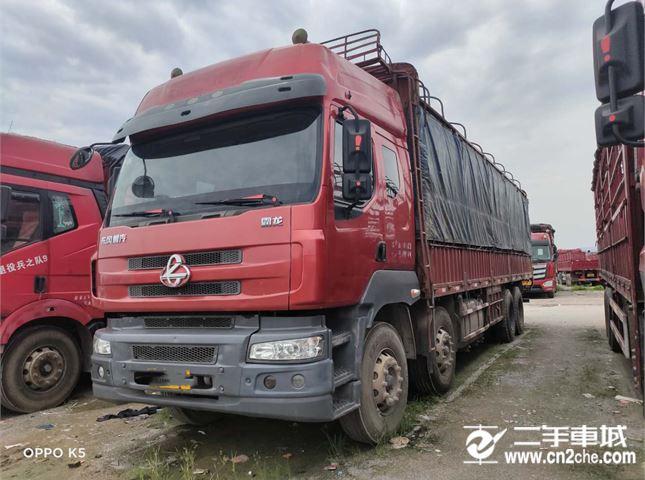 东风柳汽 霸龙 载货车 507重卡 290马力 8X4 前四后八