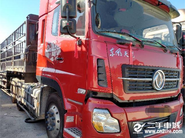 東風 天龍 450馬力 6×4 牽引車(DFL4251A15)