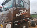 青島解放 JH6 輕卡500馬力牽引車