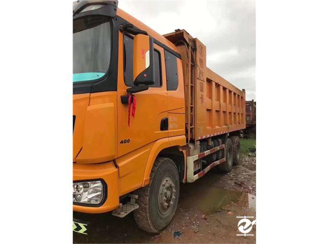 陕汽重卡 德龙X3000 自卸车 超强版 430马力6X4 6.2米自卸车(SX33105C486B