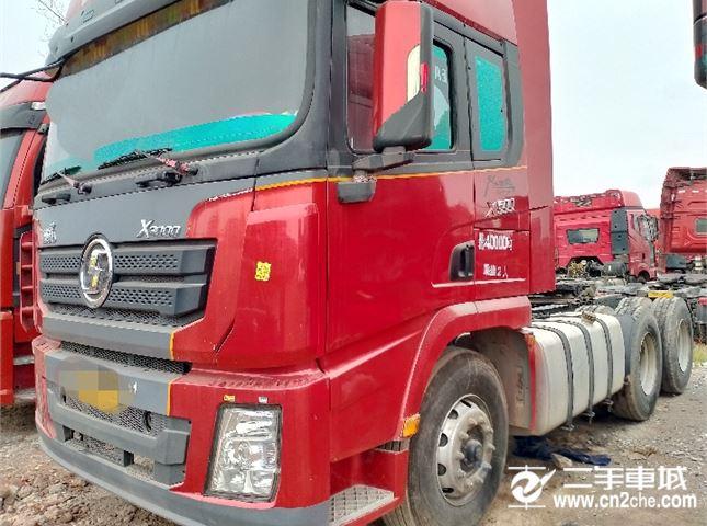 陜汽重卡 德龍X3000 500馬力 6X4牽引車(SX4250XC4Q2)