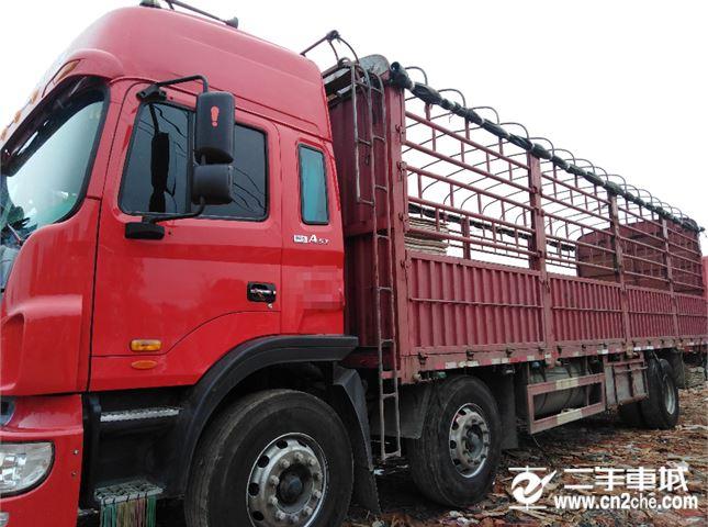 江淮 江淮格尔发A系列 A5X仓栅式载货车