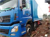 东风 天龙 245马力箱式货车