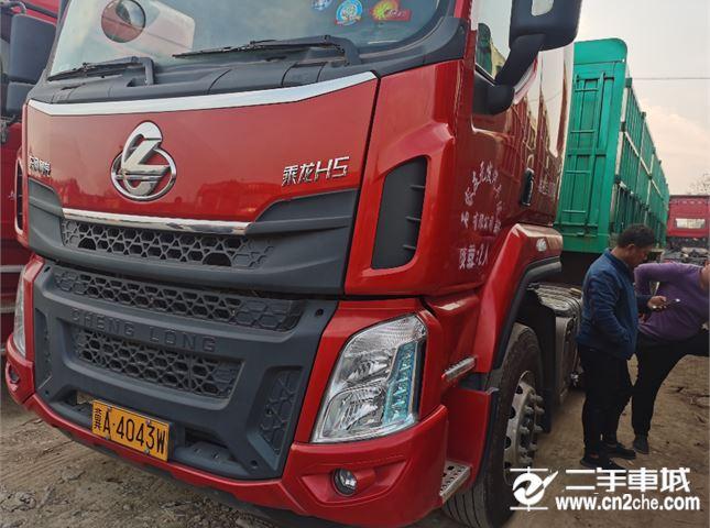 東風柳汽 乘龍H5 重卡430馬力6X4牽引車